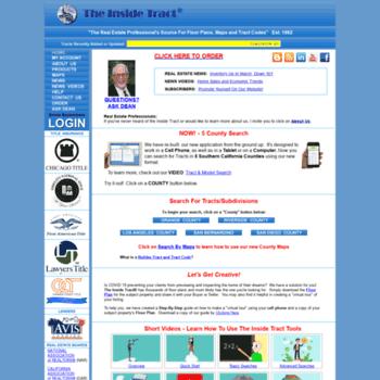 Insidetract.com thumbnail
