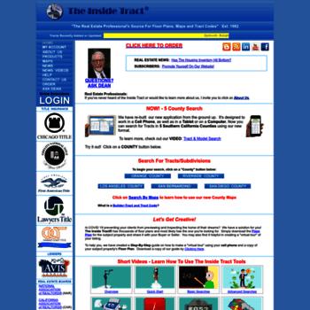 Insidetract.net thumbnail