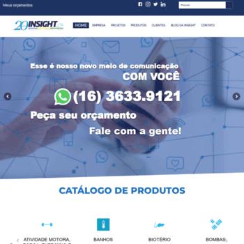 Insightltda.com.br thumbnail