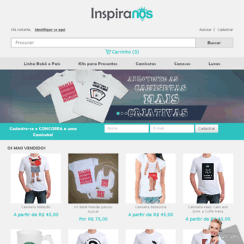 Inspiranos.com.br thumbnail