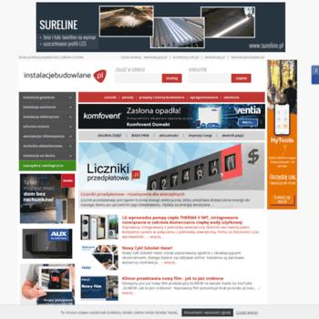 Instalacjebudowlane.pl thumbnail