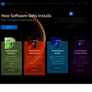 installaware com at WI  Free Windows Installer - MSI
