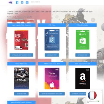 instantcodegenerator com at WI  Apex Legends Coins Generator Free