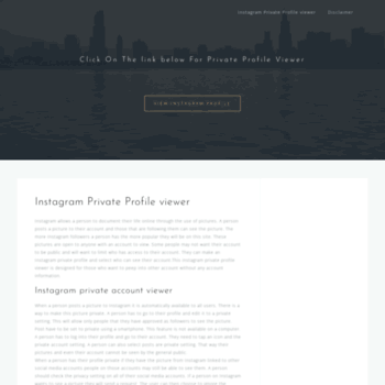 instaprivateprofileviewer com at WI  Free Private Instagram