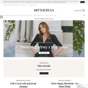 149ef744e Instashop-mytheresa.com thumbnail. Mytheresa - Women's Luxury Fashion & Designer  Shopping