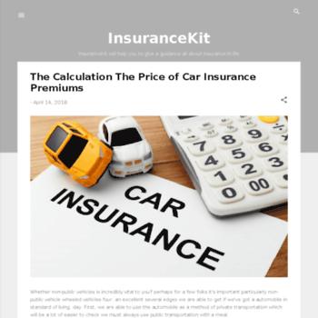 Insurancekit.top thumbnail