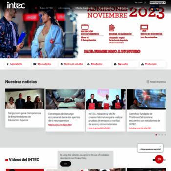 Intec.edu.do thumbnail