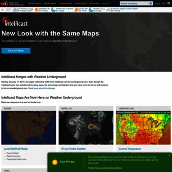 intellicast com at WI  Intellicast | Weather Underground