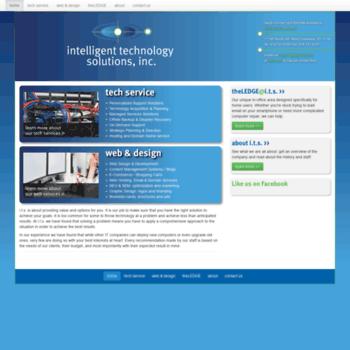 Intellitechsolutions.com thumbnail