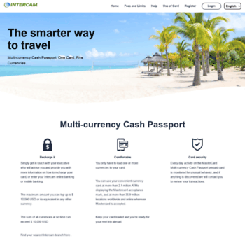 Intercamcashpassport.com.mx thumbnail