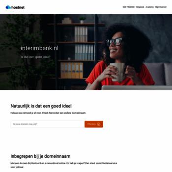 Interimbank.nl thumbnail