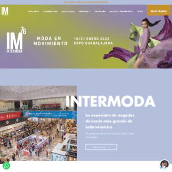 Intermoda.com.mx thumbnail