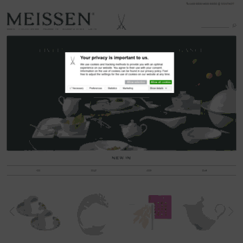 International.meissen.com thumbnail