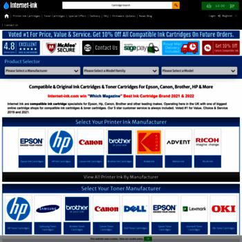 Internet-ink.co.uk thumbnail
