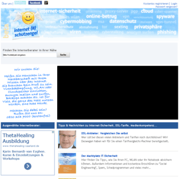 Internet-schutzengel.org thumbnail
