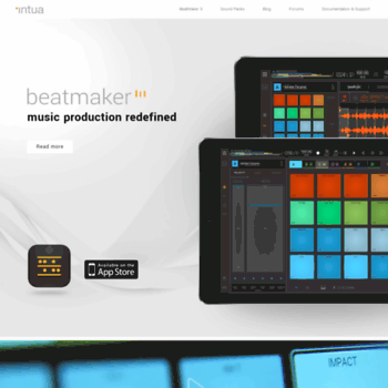 intua net at WI  BeatMaker 3: Make beats & music, anywhere