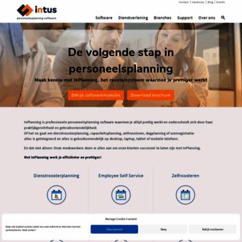 Intus.nl thumbnail
