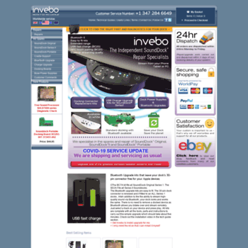 invebo com at WI  Invebo Bose SoundDock Repair and Spares