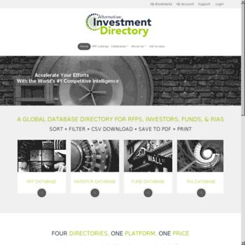 Investordatabases.net thumbnail