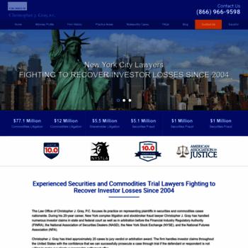 Investorlawyers.net thumbnail