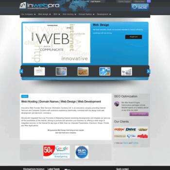 Inwebpro.net thumbnail