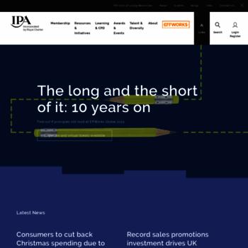 Ipa.co.uk thumbnail