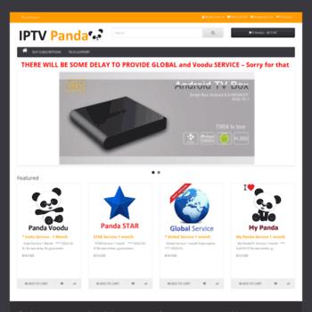 iptvpanda com at WI  IPTV Panda