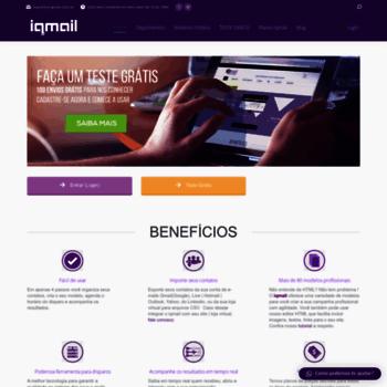 Iqmail.com.br thumbnail