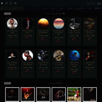 Ir-music.ir thumbnail
