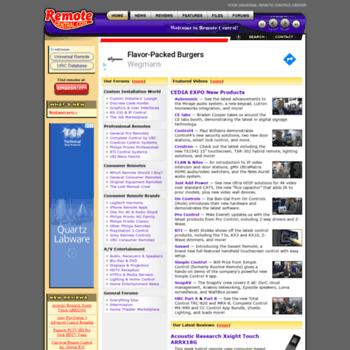 Irdirect.remotecentral.com thumbnail