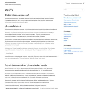 irtisanoutuminen.fi at WI. Irtisanoutuminen – Ilmainen