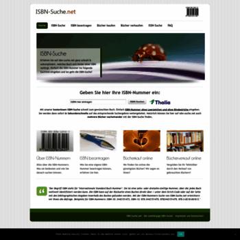 Isbn-suche.net thumbnail