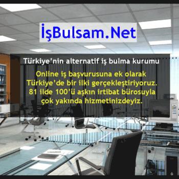 Isbulsam.net thumbnail