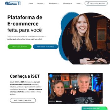 Iset.com.br thumbnail