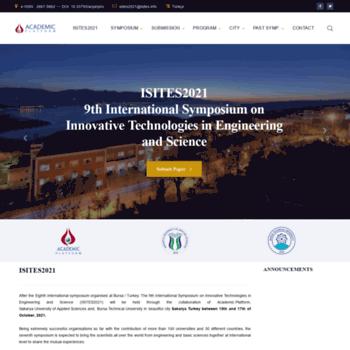 Isites.info thumbnail