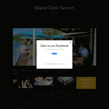 Islandtimetavern.com thumbnail