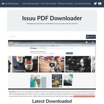 issuu pdf download tiny tools