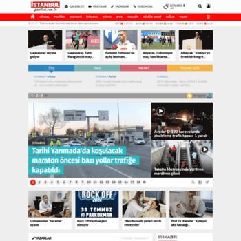 Istanbulgazetesi.com.tr thumbnail