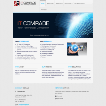 Itcomrade.net thumbnail