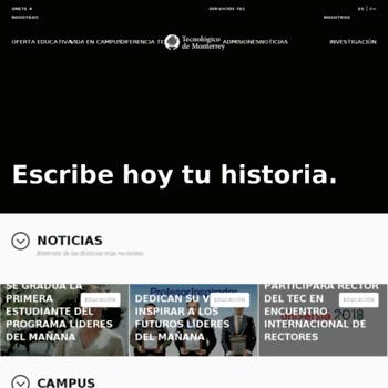 Itesm.com.mx thumbnail