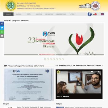 Itfanestezi.org thumbnail