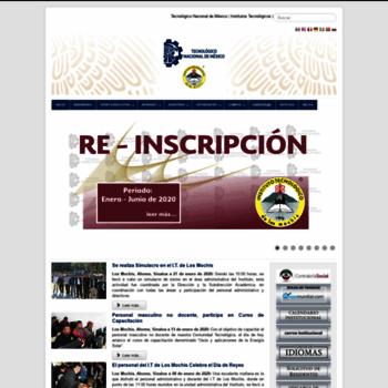 Itmochis.edu.mx thumbnail