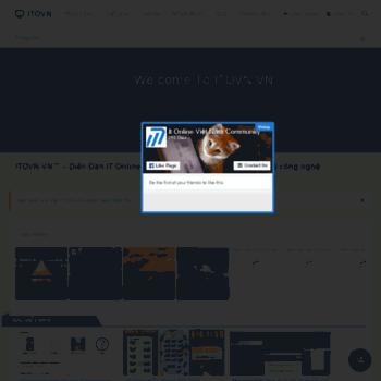 itovn vn at Website Informer  Visit Itovn