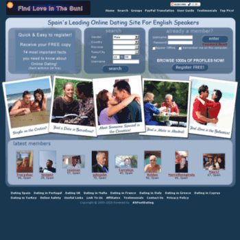 free online dating in portugal