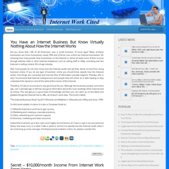 Iwork-id.org thumbnail