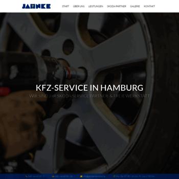 Jahnke-hamburg.de thumbnail