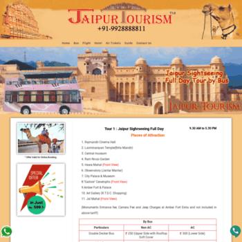 Jaipurtourism.org thumbnail