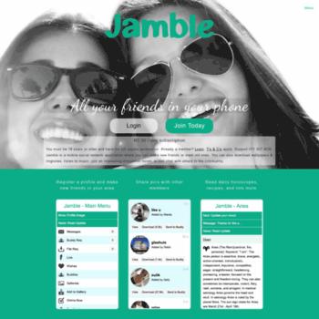 Jamble.co.za thumbnail