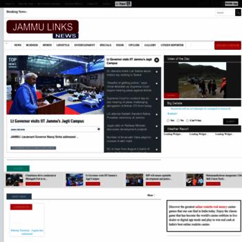 Jammulinksnews.com thumbnail