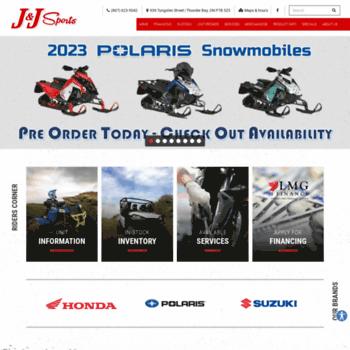 Jandjsports.ca thumbnail